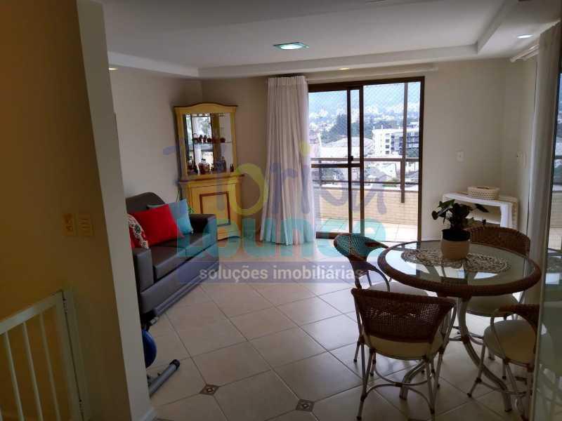 living 1 - Trindade UFSC Cobertura Apartamento - TRI4COB2054 - 27