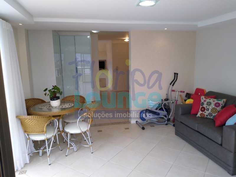 living 2 - Trindade UFSC Cobertura Apartamento - TRI4COB2054 - 28