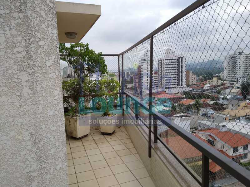 externa corredor - Trindade UFSC Cobertura Apartamento - TRI4COB2054 - 29