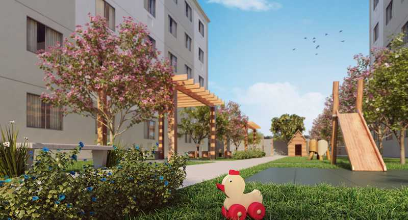 Playground - Fachada - Parque Tulipa a partir de 133.000 - 43 - 4