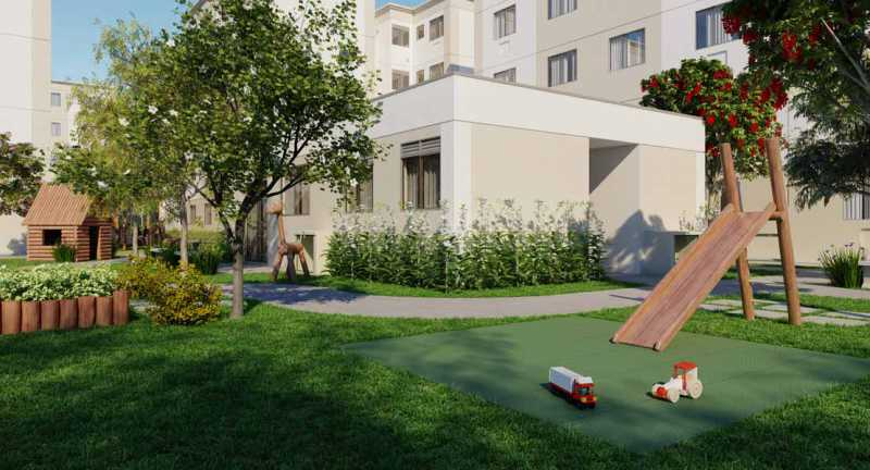 playgrond - Fachada - Jardim Hibisco a partir de 126.000 - 44 - 3