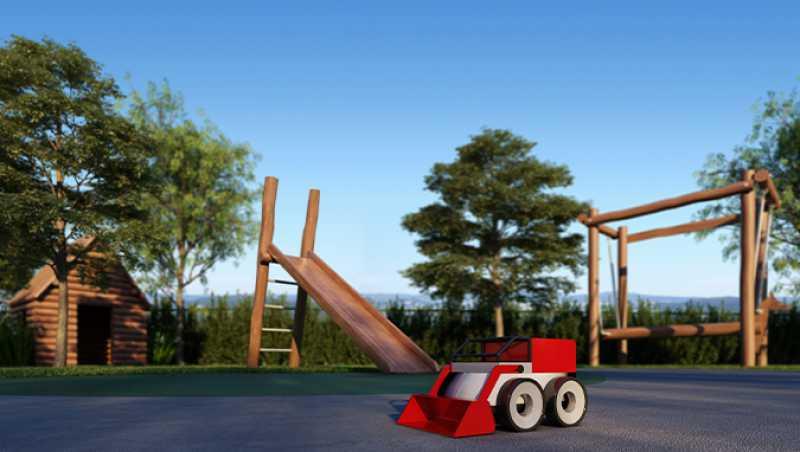 Playground - Fachada - Praia Park Sol a partir de 153.000 - 47 - 2