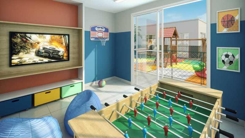 Salao-de-Jogos-Teen - Fachada - Residencial Apogeu Barra a partir de 230.000 - 51 - 9