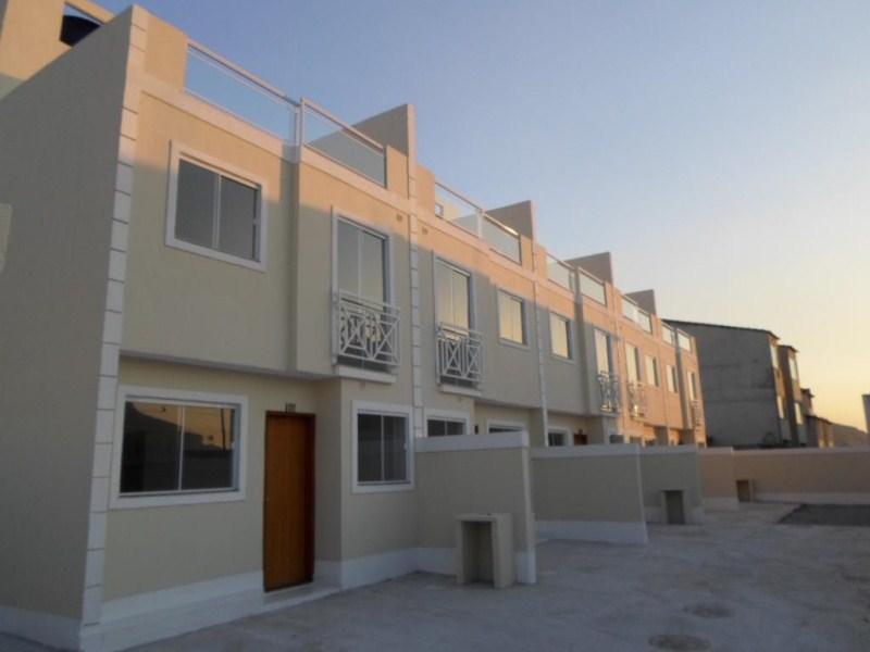 FOTO0 - Casa 2 quartos para alugar Campo Grande, Rio de Janeiro - R$ 1.100 - CA0352 - 1