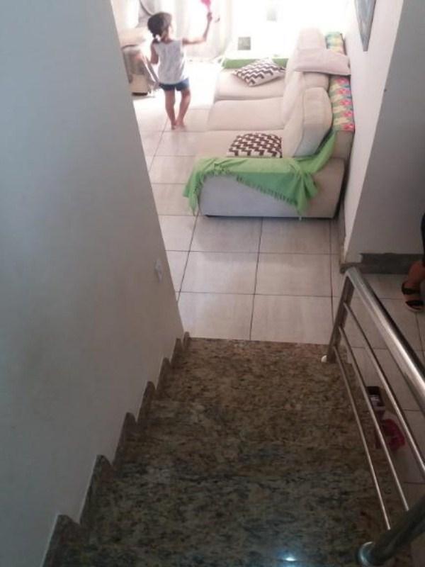 FOTO32 - Casa 3 quartos à venda Nova Iguaçu,RJ Paraíso - R$ 450.000 - CA0375 - 34
