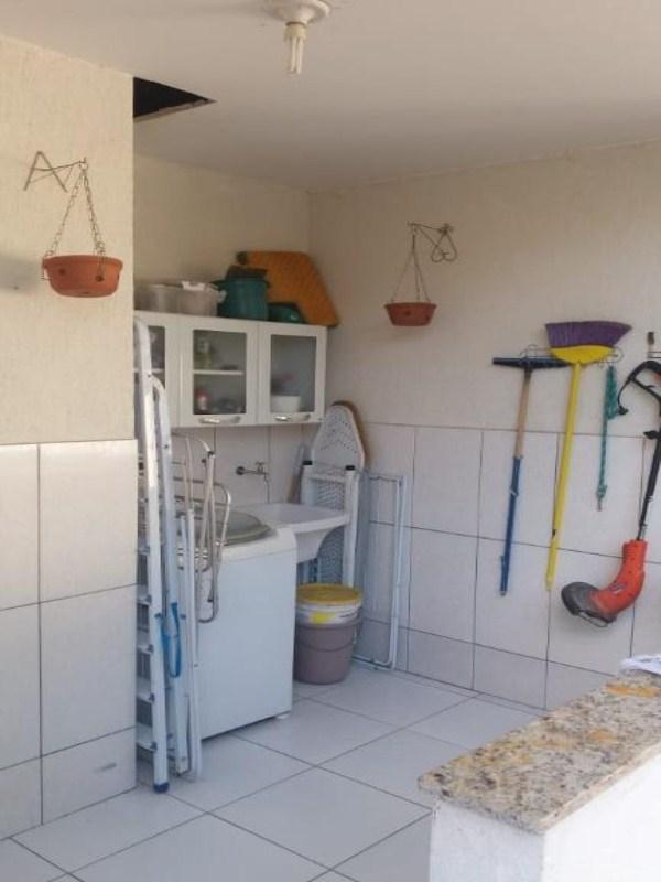 FOTO37 - Casa 3 quartos à venda Nova Iguaçu,RJ Paraíso - R$ 450.000 - CA0375 - 39