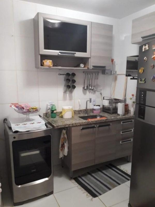 FOTO0 - Casa 2 quartos à venda Cosmos, Rio de Janeiro - R$ 185.000 - CA0380 - 1