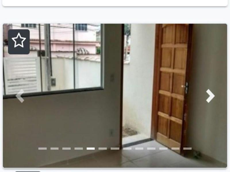 FOTO1 - Casa 2 quartos à venda Rio de Janeiro,RJ - R$ 195.000 - CA0386 - 3