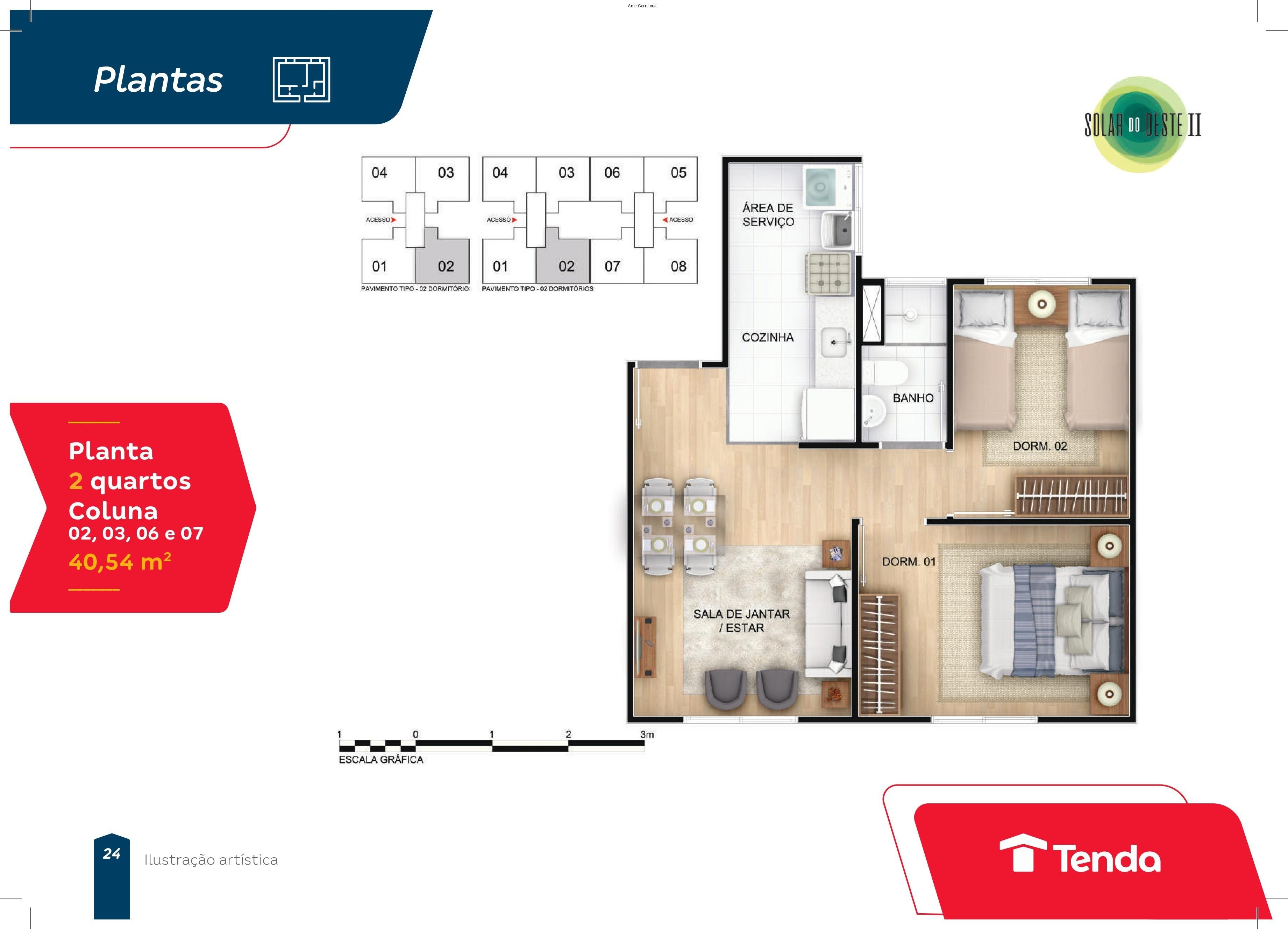 FOTO 11 - Apartamento 2 quartos à venda Rio de Janeiro,RJ - R$ 144.000 - AP00409 - 12