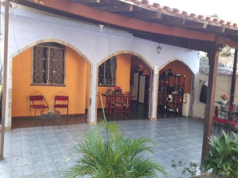 FOTO0 - Casa 2 quartos à venda Cosmos, Rio de Janeiro - R$ 300.000 - CA0441 - 1