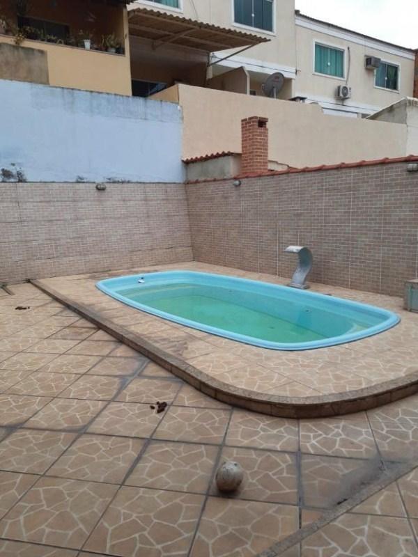 FOTO0 - Casa 2 quartos à venda Campo Grande, Rio de Janeiro - R$ 450.000 - CA0527 - 1