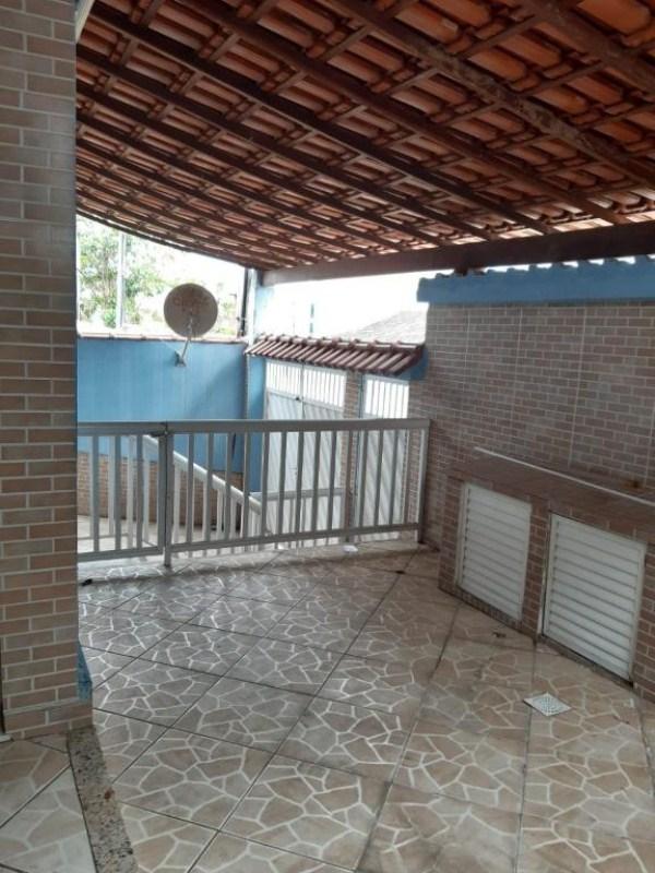 FOTO7 - Casa 2 quartos à venda Campo Grande, Rio de Janeiro - R$ 450.000 - CA0527 - 9