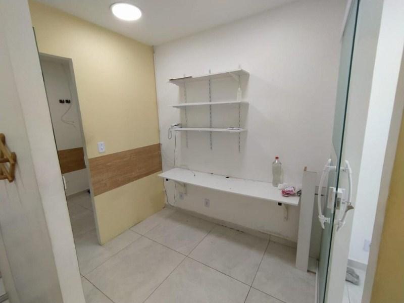 FOTO0 - Sala Comercial 58m² à venda Rio de Janeiro,RJ - R$ 139.900 - SA0013 - 1
