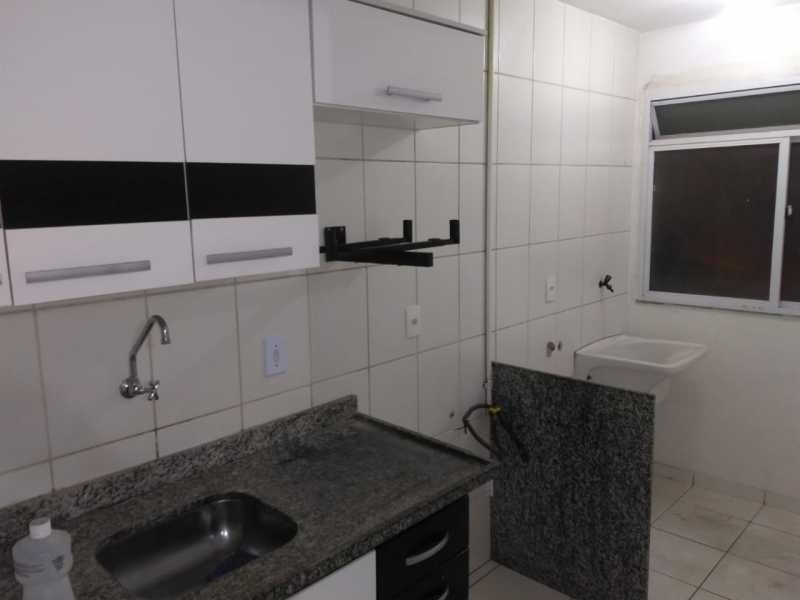 Cozinha - Apartamento 2 quartos para venda e aluguel Campo Grande, Rio de Janeiro - R$ 100.000 - MTAP20003 - 1