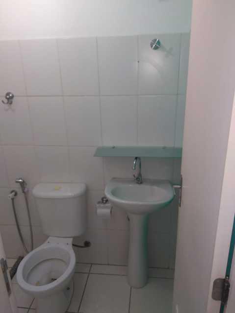 Banheiro social - Apartamento 2 quartos para venda e aluguel Campo Grande, Rio de Janeiro - R$ 100.000 - MTAP20003 - 13