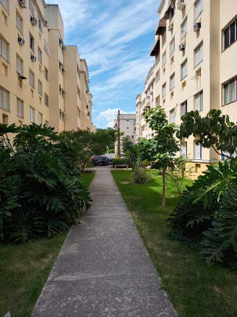 01 - Apartamento 2 quartos para alugar Inhoaíba, Rio de Janeiro - R$ 650 - MTAP20005 - 1