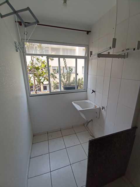 13 - Apartamento 2 quartos para alugar Inhoaíba, Rio de Janeiro - R$ 650 - MTAP20005 - 15