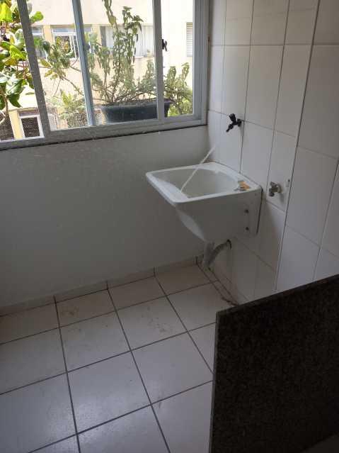 14 - Apartamento 2 quartos para alugar Inhoaíba, Rio de Janeiro - R$ 650 - MTAP20005 - 16