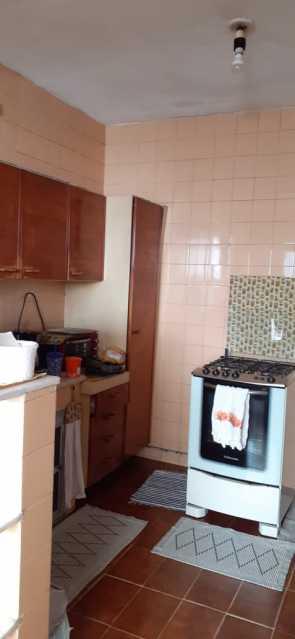 cozinha.. - Casa 2 quartos para alugar Campo Grande, Rio de Janeiro - R$ 1.500 - MTCA20009 - 6