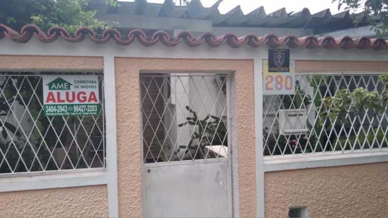 fachada - Casa 2 quartos para alugar Campo Grande, Rio de Janeiro - R$ 1.500 - MTCA20009 - 1