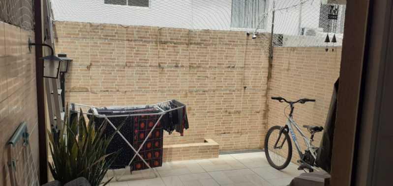 WhatsApp Image 2021-02-01 at 1 - Casa em Condomínio 2 quartos à venda Rio de Janeiro,RJ - R$ 185.000 - GBCN20001 - 18