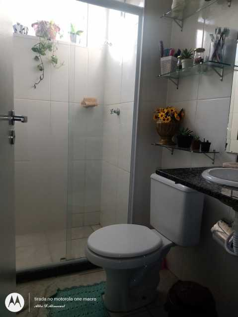 banheiro com box blindex - Apartamento 2 quartos à venda Itaguaí,RJ - R$ 140.000 - MTAP20016 - 5