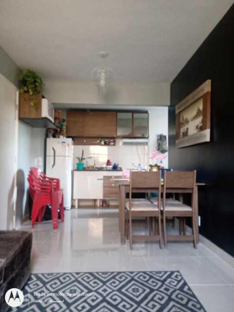 cozinha americana  - Apartamento 2 quartos à venda Itaguaí,RJ - R$ 140.000 - MTAP20016 - 4