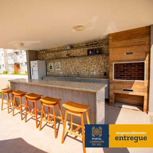 churrasqueira  - Apartamento 2 quartos à venda Itaguaí,RJ - R$ 140.000 - MTAP20016 - 7
