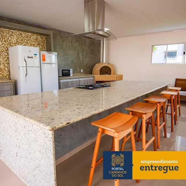 área gourmet  - Apartamento 2 quartos à venda Itaguaí,RJ - R$ 140.000 - MTAP20016 - 8