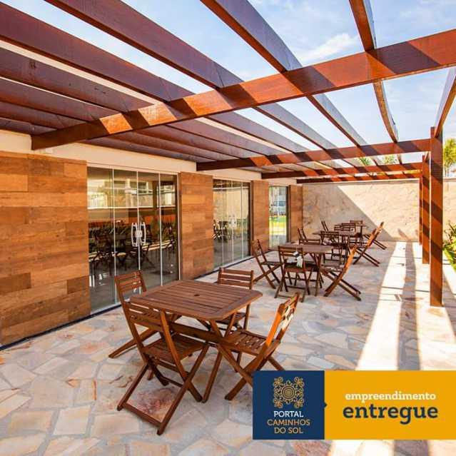 salão de festas externa  - Apartamento 2 quartos à venda Itaguaí,RJ - R$ 140.000 - MTAP20016 - 11