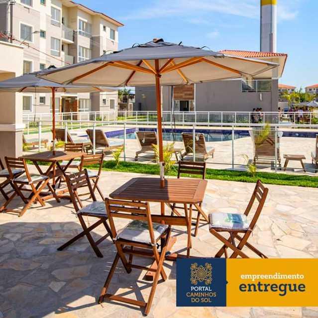 salão de festas  - Apartamento 2 quartos à venda Itaguaí,RJ - R$ 140.000 - MTAP20016 - 12