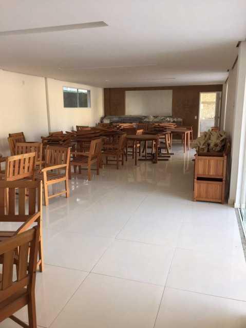salão de festas interno  - Apartamento 2 quartos à venda Itaguaí,RJ - R$ 140.000 - MTAP20016 - 14