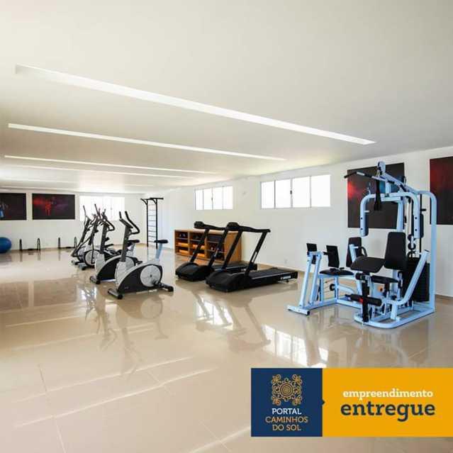 academia  - Apartamento 2 quartos à venda Itaguaí,RJ - R$ 140.000 - MTAP20016 - 16