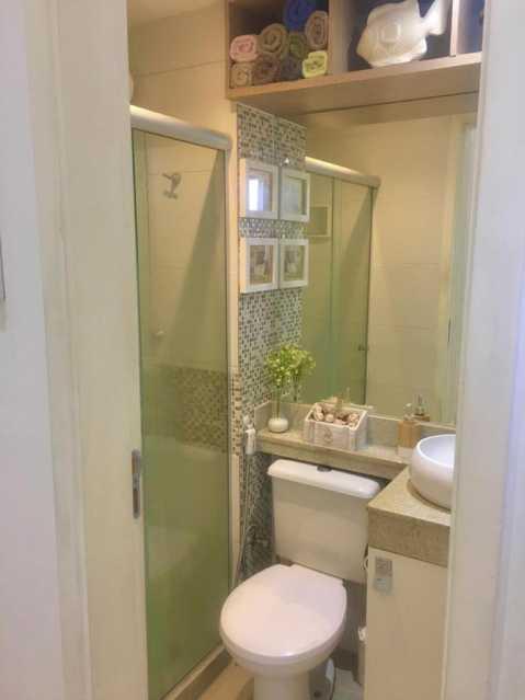 5. - Apartamento 2 quartos para venda e aluguel Rio de Janeiro,RJ - R$ 220.000 - MTAP20017 - 6