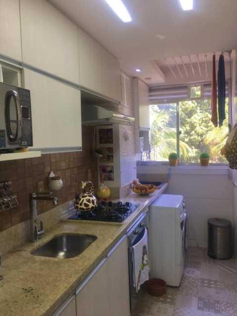 18. - Apartamento 2 quartos para venda e aluguel Rio de Janeiro,RJ - R$ 220.000 - MTAP20017 - 19