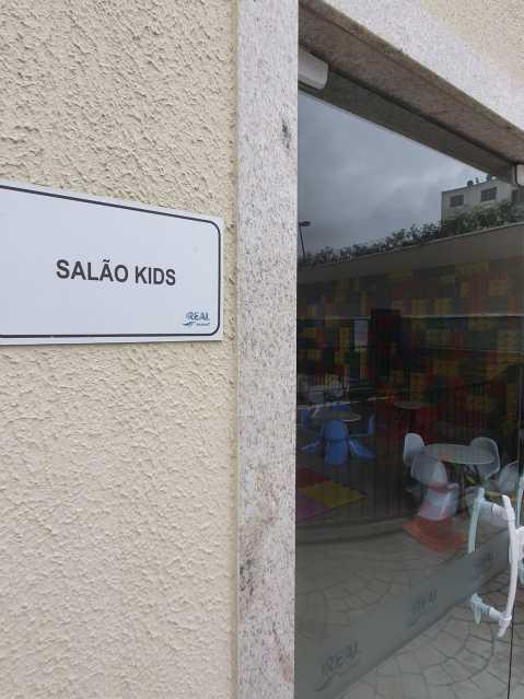 Salão. - Apartamento 2 quartos à venda Rio de Janeiro,RJ - R$ 235.000 - MTAP20020 - 18