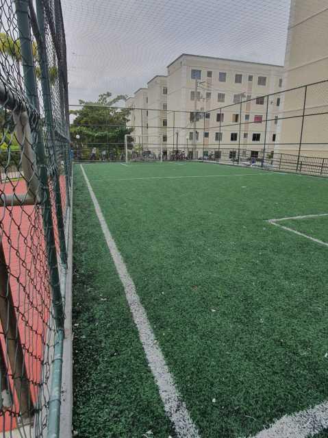 Campo de futebol. - Apartamento 2 quartos à venda Rio de Janeiro,RJ - R$ 235.000 - MTAP20020 - 19