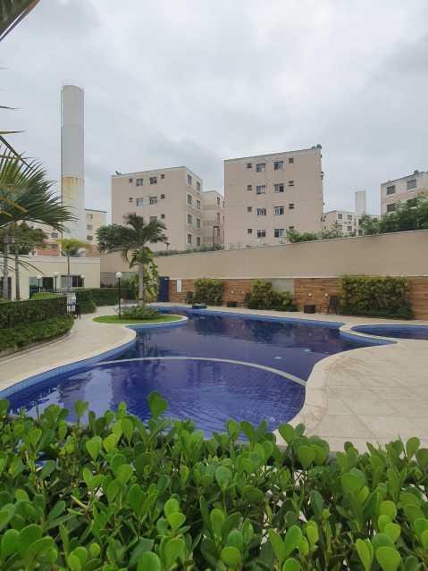 Piscina. - Apartamento 2 quartos à venda Rio de Janeiro,RJ - R$ 235.000 - MTAP20020 - 21