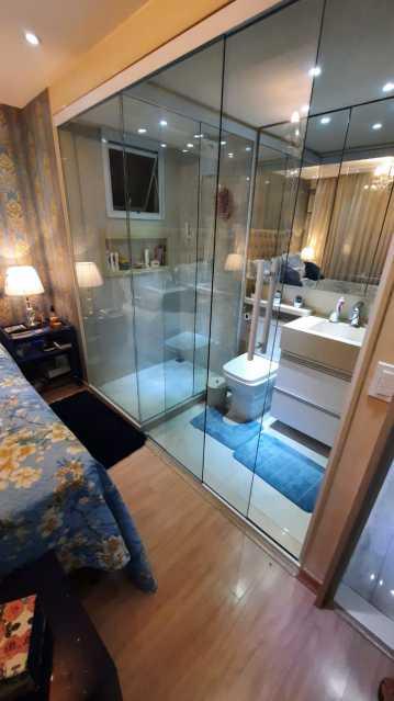 IMG-20210603-WA0079 - Cobertura, contemporâneo, piscina, Campo Grande , luxo, apartamento . Imperdível!! - MTCO20001 - 30
