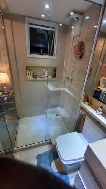 IMG-20210603-WA0082 - Cobertura, contemporâneo, piscina, Campo Grande , luxo, apartamento . Imperdível!! - MTCO20001 - 29