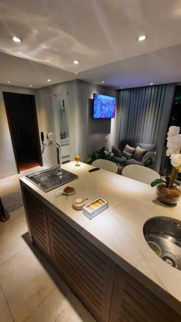 IMG-20210603-WA0126 - Cobertura, contemporâneo, piscina, Campo Grande , luxo, apartamento . Imperdível!! - MTCO20001 - 9