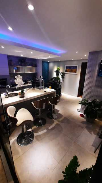 IMG-20210603-WA0122 - Cobertura, contemporâneo, piscina, Campo Grande , luxo, apartamento . Imperdível!! - MTCO20001 - 7