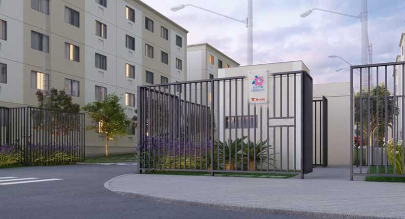 portaria - Apartamento à venda Rio de Janeiro,RJ - R$ 140.000 - MTAP00007 - 1
