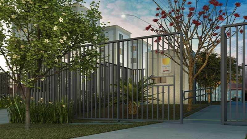 Portaria - Apartamento à venda Rio de Janeiro,RJ - R$ 180.000 - MTAP00010 - 1