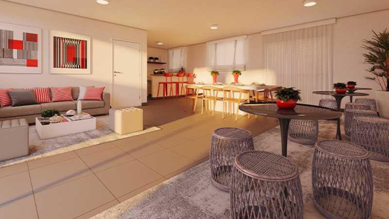 Salão de Festas - Apartamento à venda Rio de Janeiro,RJ - R$ 180.000 - MTAP00010 - 9