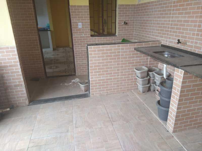 1c84d652-d40d-47e6-afaf-0c7415 - Casa 1 quarto à venda Rio de Janeiro,RJ - R$ 290.000 - GBCA10001 - 1