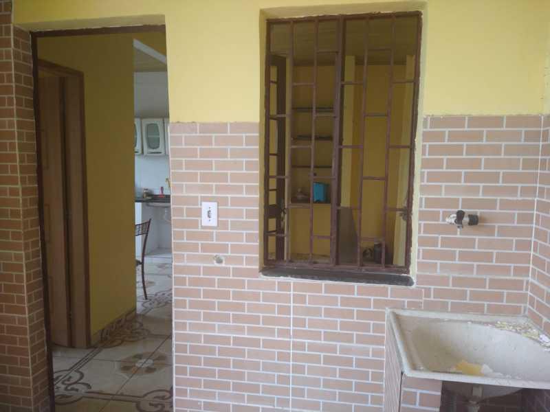 86a694d4-0f4c-4bdb-9f9f-2becce - Casa 1 quarto à venda Rio de Janeiro,RJ - R$ 290.000 - GBCA10001 - 6