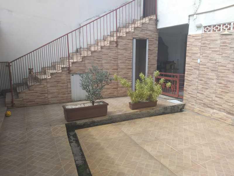 ÁREA EXTERNA 1 - Casa à venda Rio de Janeiro,RJ Guaratiba - R$ 210.000 - GBCA00004 - 4