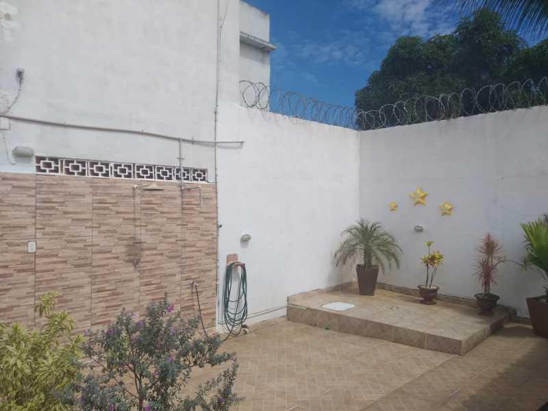 ÁREA EXTERNA 2 - Casa à venda Rio de Janeiro,RJ Guaratiba - R$ 210.000 - GBCA00004 - 5