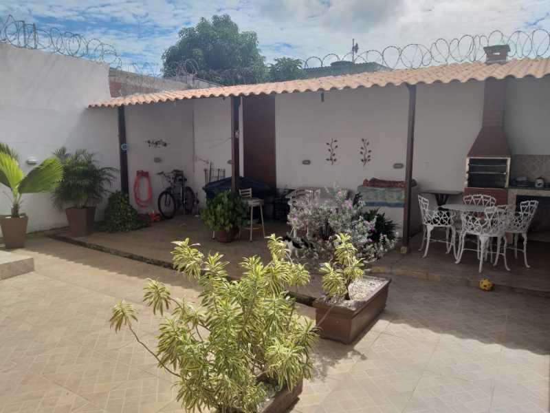 ÁREA EXTERNA 3 - Casa à venda Rio de Janeiro,RJ Guaratiba - R$ 210.000 - GBCA00004 - 6
